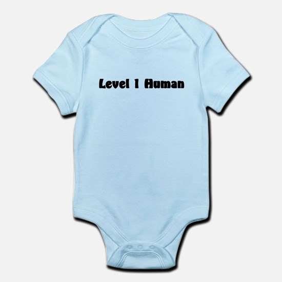Level 1 Human Infant Bodysuit