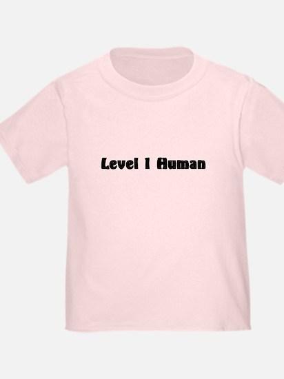 Level 1 Human T