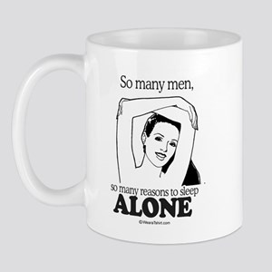 So many men ...  Mug