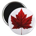 Canada Maple Leaf Souvenir Magnet