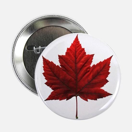 """Canada Souvenir 2.25"""" Button"""