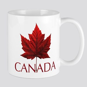 Canada Maple Leaf Souvenir 11 oz Ceramic Mug