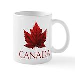 Canada Maple Leaf Souvenir 11 oz Ceramic Mug