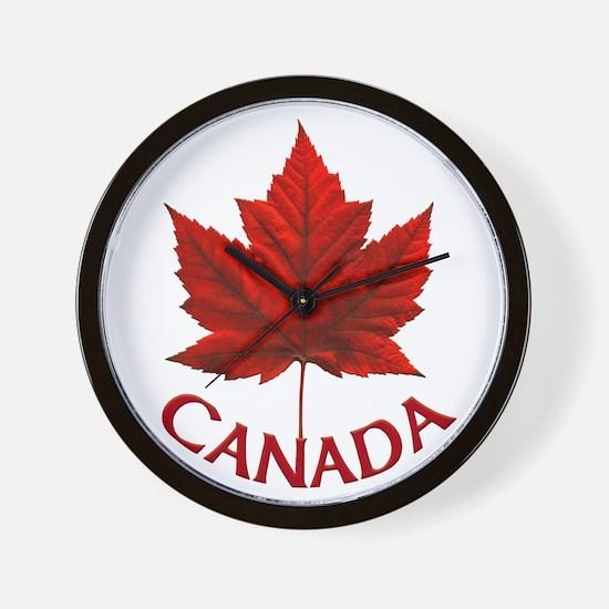 Canada Souvenir Wall Clock