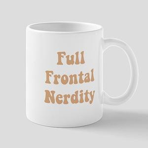 Full Frontal Nerdity Mug