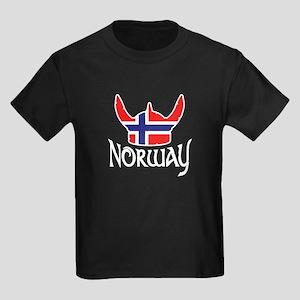 Norway Kids Dark T-Shirt