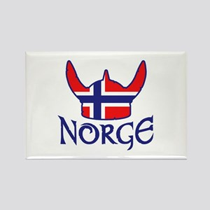 Norge Rectangle Magnet