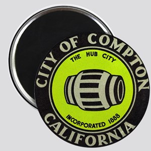 Compton City Seal Magnet