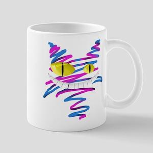 Silly Cheshire Cat Mug