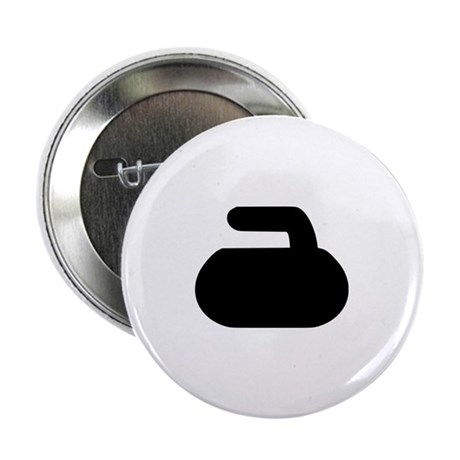 "Curling 2.25"" Button (100 pack)"