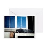 Amsterdam Cat Greeting Cards (Pk of 10)