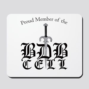 Proud Member of the BDB Cell Mousepad