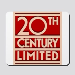 20th Century Limited Mousepad