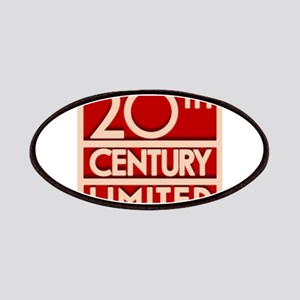 20th Century Limited Patch