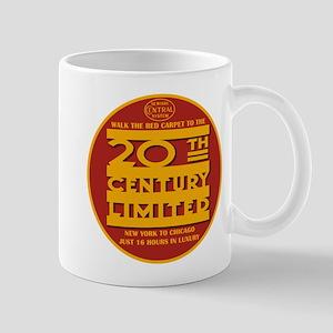 20th Century Limited 2 Mugs