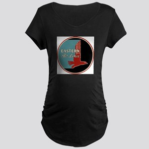 Eastern Airlines Maternity T-Shirt