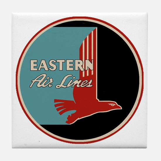 Eastern Airlines Tile Coaster
