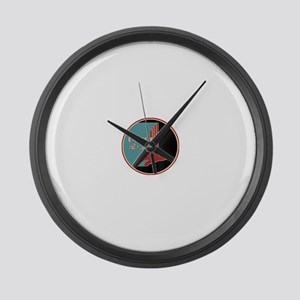Eastern Airlines Large Wall Clock