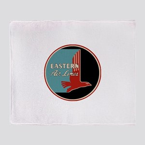 Eastern Airlines Throw Blanket