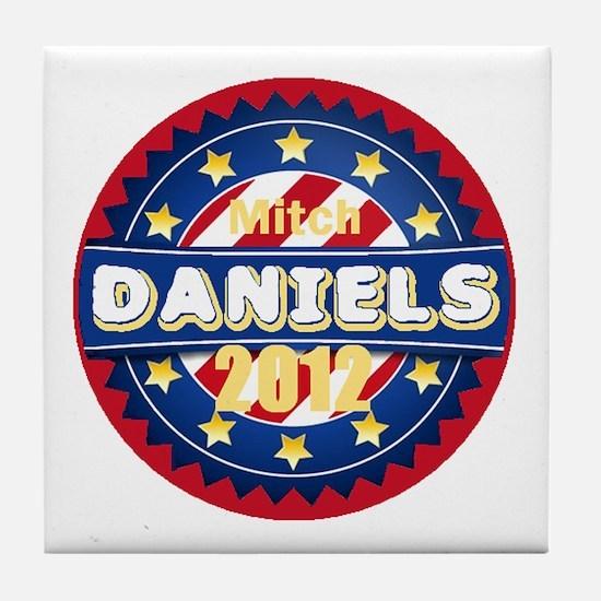 Daniels 2012 Tile Coaster