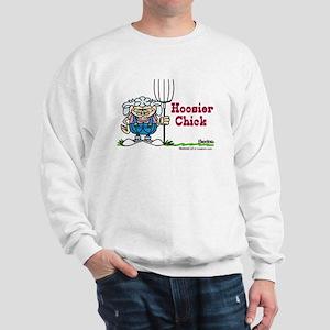 Hoosier Chick Sweatshirt