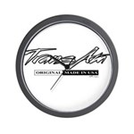 Trans Am Wall Clock