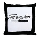 Trans Am Throw Pillow