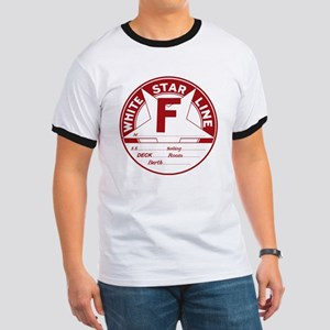 White Star Line Lugg T-Shirt