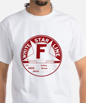 White Star Line Lugg T-Shirt