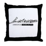 Lemans Throw Pillow