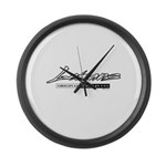 Lemans Large Wall Clock
