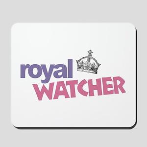 Royal Watcher Mousepad