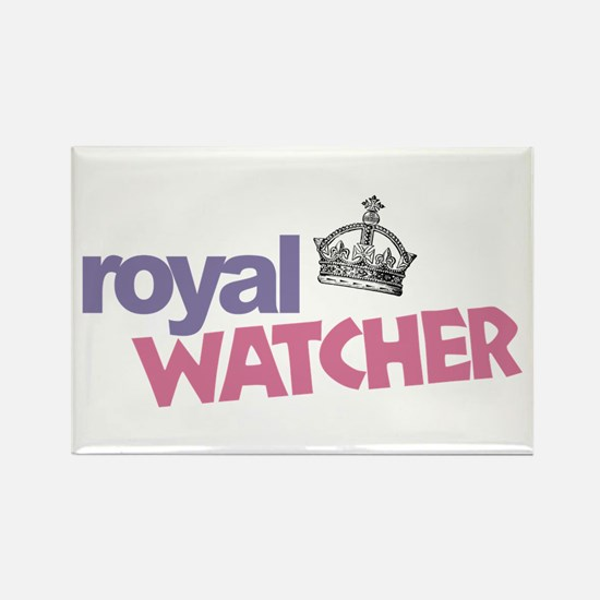 Royal Watcher Rectangle Magnet