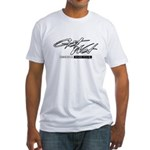 Royal Wedding Fitted T-Shirt