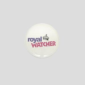 Royal Watcher Mini Button