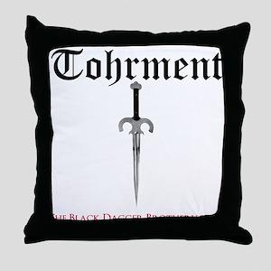 Tohrment Throw Pillow
