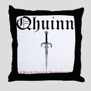 Qhuinn Throw Pillow