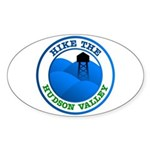 Hike the Hudson Valley Sticker (Oval)
