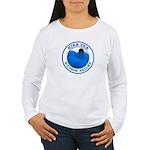 Hike the Hudson Valley Women's Long Sleeve T-Shirt