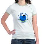 Hike the Hudson Valley Jr. Ringer T-Shirt