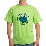 Hike the Hudson Valley Green T-Shirt