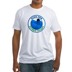 Hike the Hudson Valley Fitted T-Shirt