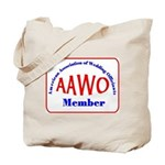 American Assn Wedding Officiants Tote Bag