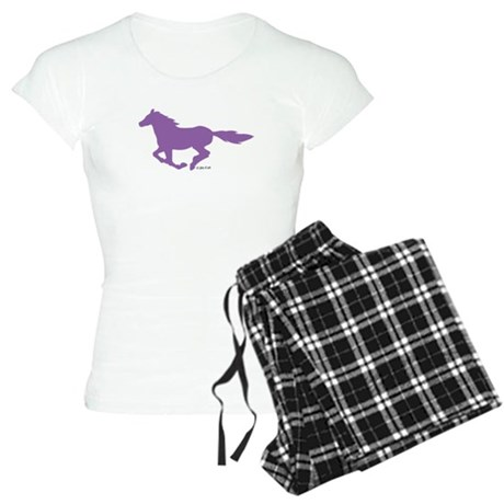 Horse (P) Women's Light Pajamas