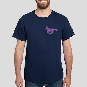 Horse (P) Dark T-Shirt