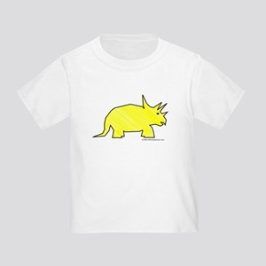 When Triceratops Ruled! Toddler T-Shirt