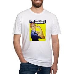 Anti-Hillary Rosie Shirt