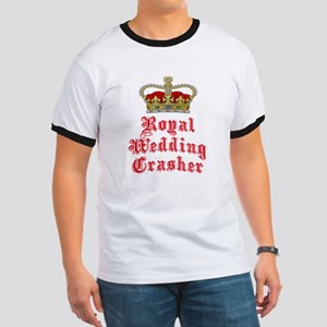 Royal Wedding Crasher Ringer T