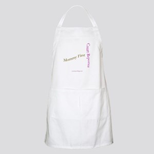 Court Reporter on the side! BBQ Apron