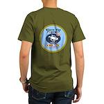 Organic Men's T-Shirt (d) 2017 - Where The Fig